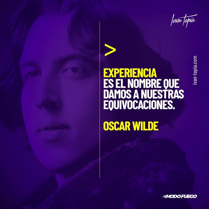 Experiencia.