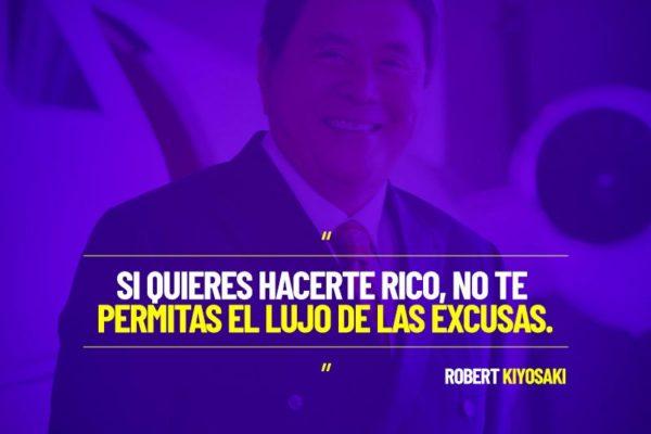 No te permitas el lujo de las excusas.